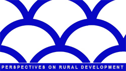 Perspectives on rural development - Logo
